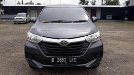 Toyota Avanza 1.3 E MT 2017