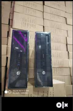 HP 6th Gen CORE i5 + 8GB DDR4 ram - 500GB HDD