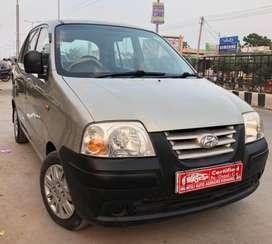 Hyundai Santro Xing GL LPG, 2010, Petrol