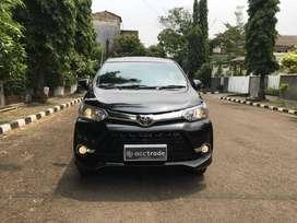 Toyota Avanza 1.5 Veloz A/T 2017 HITAM