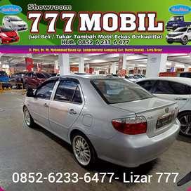 Toyota Vios G 2003 bisa proses kredit bisa tukar tambah showrom 777MBL