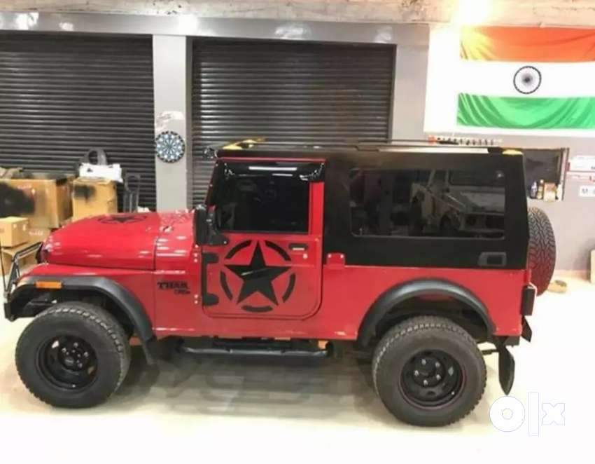 NAHAR MODIFIED JEEP 0