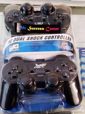 Jual Gamepad Joystik Double USB Untuk Laptop dan PC di Makassar