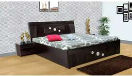 Brand New premium quality Bed from real furniture's