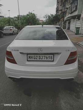 C 220d car is in excellent condition