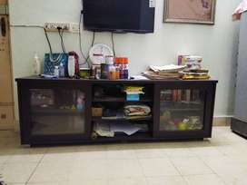 Deckup Versa Home Entertainment Unit and TV stand