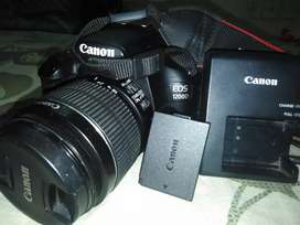 Canon 1200d in 10by10condition for sale