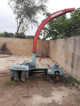 silage chopper machine