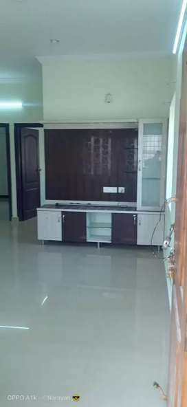 2BHK semi farnisher flat for rent in near JNTU metro