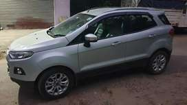Well maintained ford ecosport in excellent condition