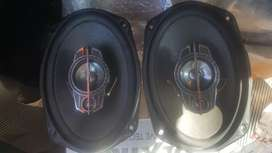 Pioneer speakers car