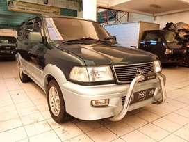 Kijang Krista LGX 2001 Diesel/Solar ANTIK Ors Tiada2nya Bkn 2000/2002