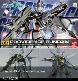 Bandai HG Providence Gundam