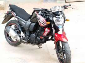Yamaha FZS Bike is in excellent condition