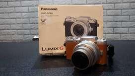 Camera DSLM Mirrorless Panasonic DMC-GF8 w/ 12-32mm Lens