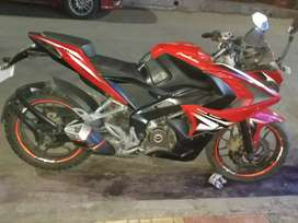 Bajaj Pulsur RS 200 for sale