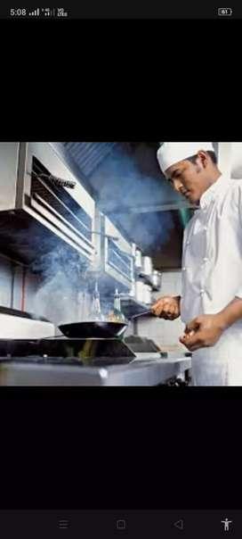 I am Arabic cook