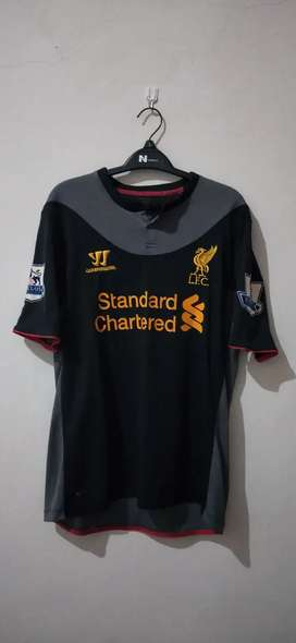 Liverpool 2012-2013 Away