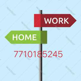Graduates needs data entry work from home..