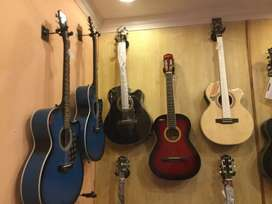 Best price &Best Quality on New Branded Acoustic Guitar for beginners