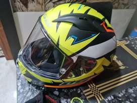 Ls2 issac vintages helmet