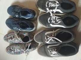 4pasang Sepatu pria hanya 80ribu