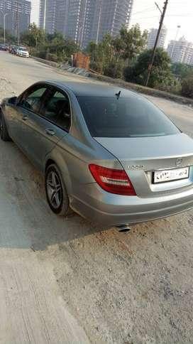 Mercedes c 220 model 2012