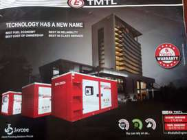 GENERATOR Eicher TMTL company 5 to 125 kva