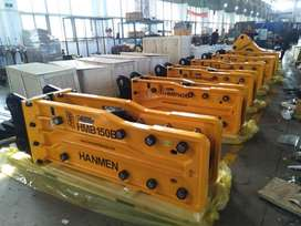 Hydraulic breaker SB81 ( HANMEN HMB140B )