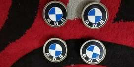 Bmw Alloy rim cetre caps made in germany original