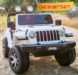 Kids Car - Battery Operated - Licensed Jeep Model