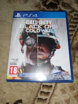 Call of duty black ops cold war(PS4)