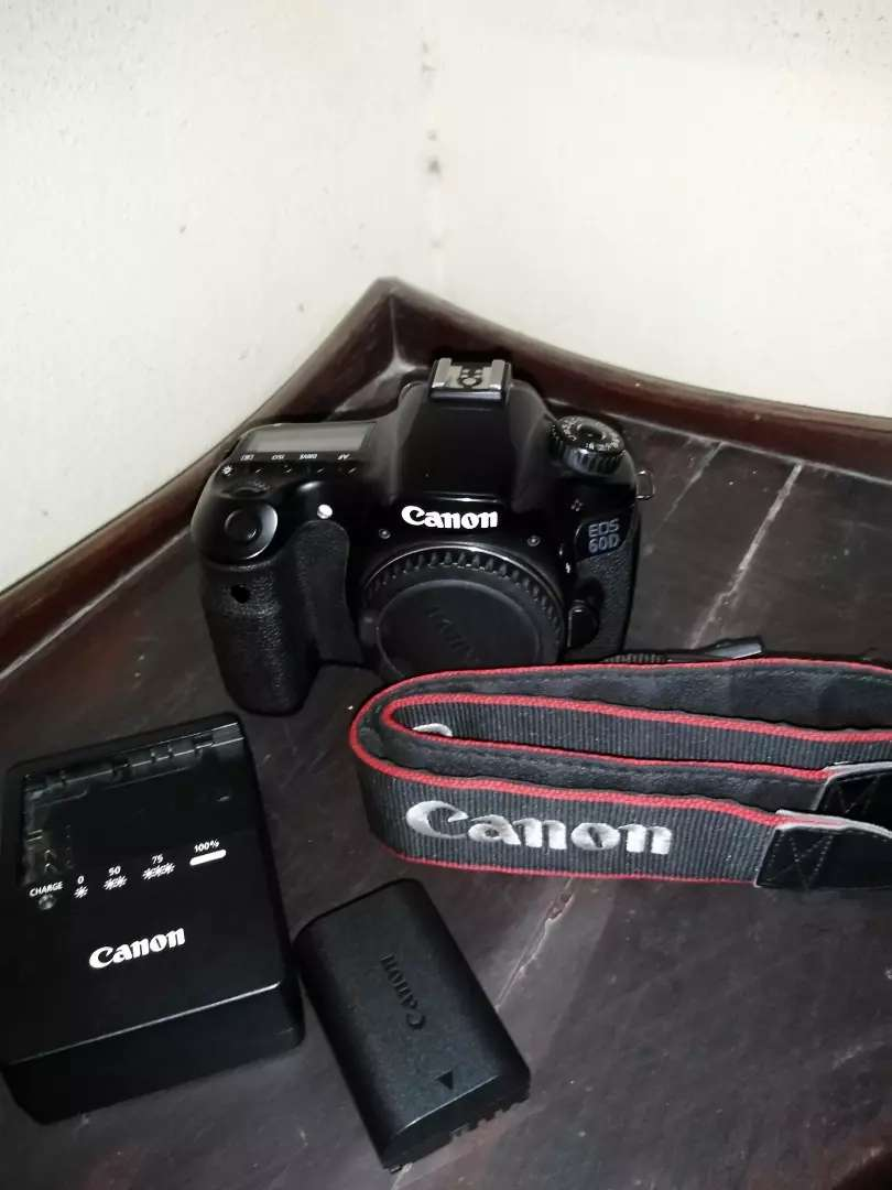 Canon eos 60d body only 0