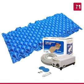 jual plastic pneumatic mattresses with pump one med