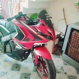 Pulse rs 200 ok condition