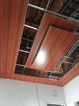 siap menerima jasa pemasangan plafon pvc di praya lombok tengah