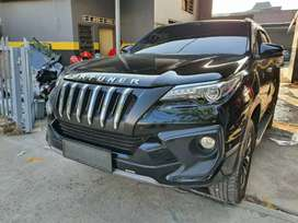 Grill Apollo All New Fortuner Import