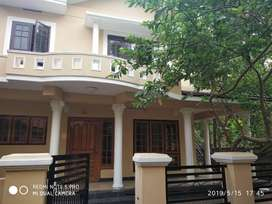 7 Cent with 5 BHK house in Mannanam, Kottayam