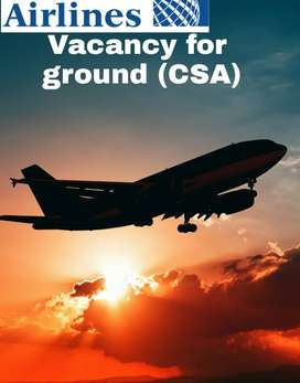 Airlines-Going to Take Fresher for urgent vacancy in Ground Staff
