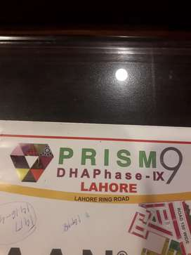 DHA 9 PRISM 5MARLA PLOT R.1845 URGENT SALE ALL PAID ONLY RS 50