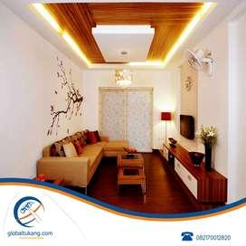 Tukang pasang plafond gypsum dan plafond pvc