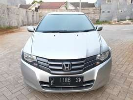 dp 15 juta angsuran 3,2jt # honda all new city s matic 2009 / 2008