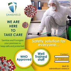RESIDENTIAL AND COMMERCIAL SANITATION