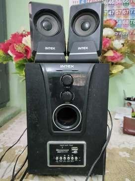 Intex Computer Multimedia speaker 2.1