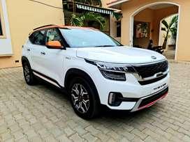 Kia Seltos GTX Plus DCT, 2019, Petrol