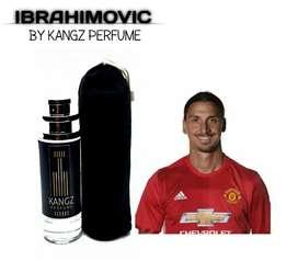 Parfum Ibrahimovic / Parfum Pria awet dan tahan lama