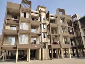1 BHK flat with private terrace at Nevali, New Panvel.