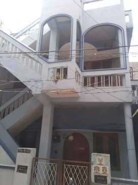 2flours individual house (2400sft ) at isakhatota  vizag is for sale.