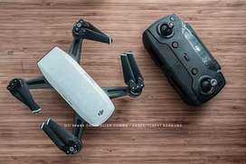 Kredit Drone Dji Spark Controller Combo Dp cuma 850rb