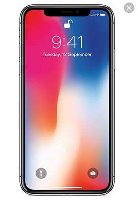 Iphone x white for sale